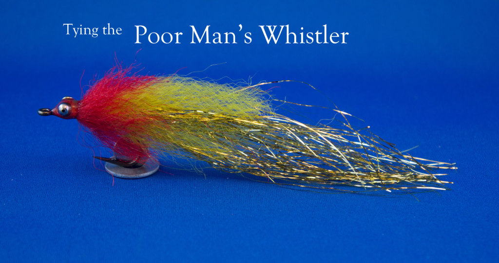 Tying-the-poor-man's-whistler