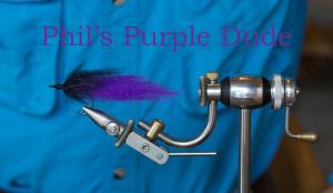 Purple Dude Title